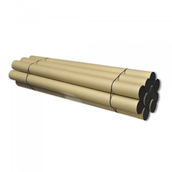 Stabile Versandhülsen, Kartonhülsen, Papierhülsen, Hartpapierhülsen, Papprollen, Kartonrolle