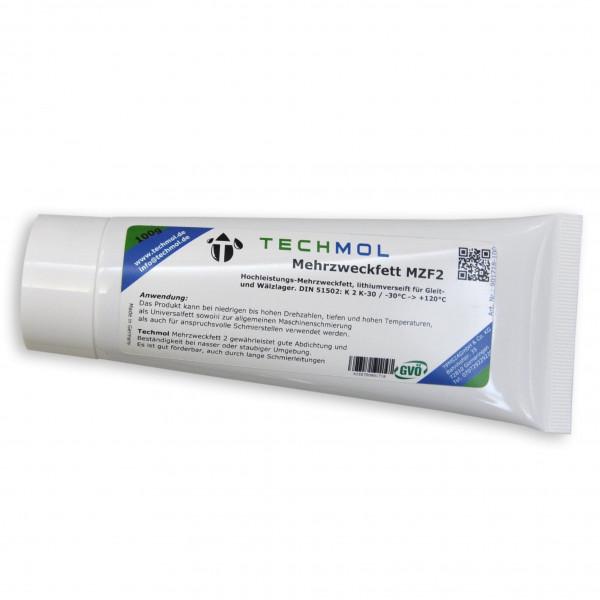 Mehrzweckfett MZF2 Schmierfett 100g Tube