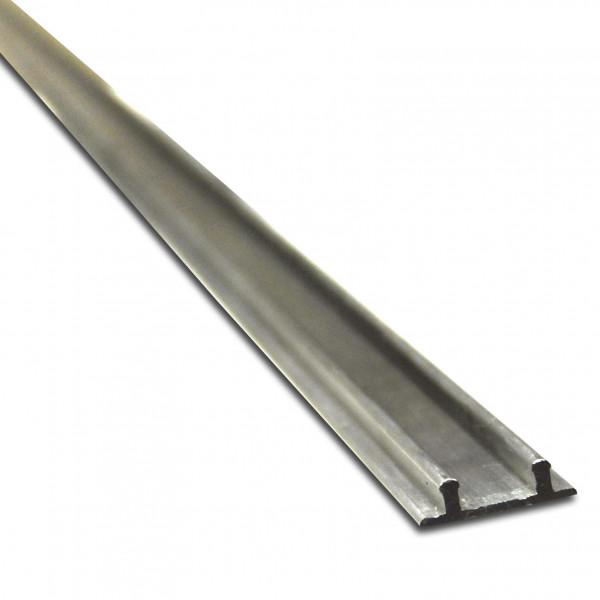 Doppel Bodenschiene, Aluminium
