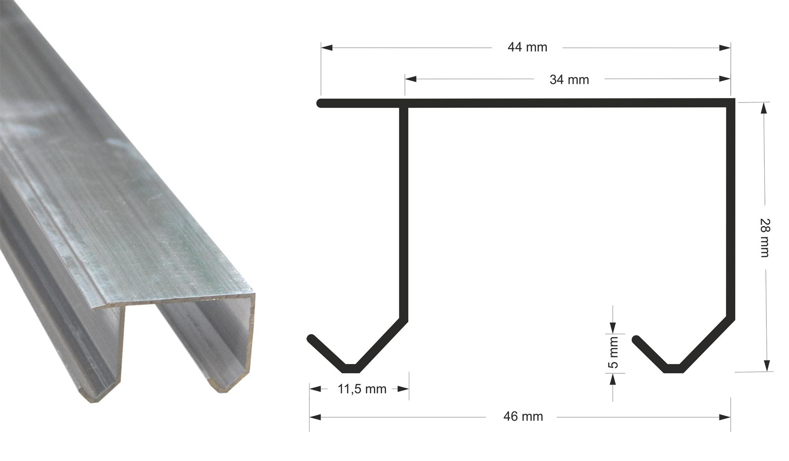 systeme f r schiebet ren doppellaufschiene laufrollen. Black Bedroom Furniture Sets. Home Design Ideas